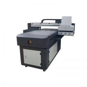 CE ఆమోదించింది ఫ్యాక్టరీ చౌకగా ధర డిజిటల్ T- షర్టు ప్రింటర్, t- షర్టు ముద్రణ కోసం UV డిజిటల్ ముద్రణ యంత్రం WER-ED6090UV