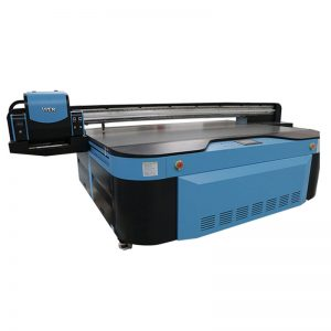 మంచి నాణ్యత UV flatbed ప్రింటర్ కోసం గోడ / సిరామిక్ టైల్ / ఫోటోలు / అక్రిలిక్ / చెక్క ముద్రణ WER-G2513UV